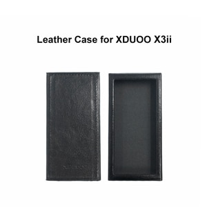 XDUOO Leather Case for X3II 2nd X3 II Music Player