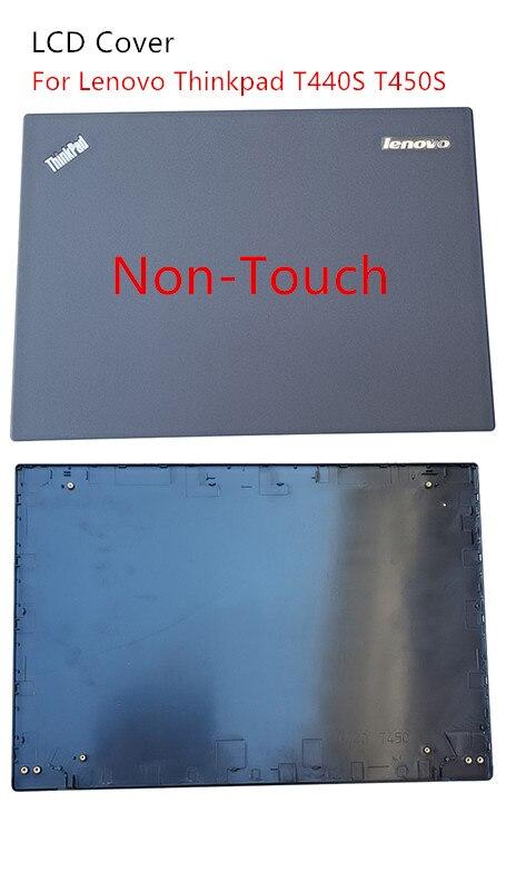 استبدال الكمبيوتر المحمول Thinkpad T440S T450S LCD ، الغطاء الخلفي ، الغطاء الخلفي ، عدم اللمس ، متوافق مع Lenovo ، جديد
