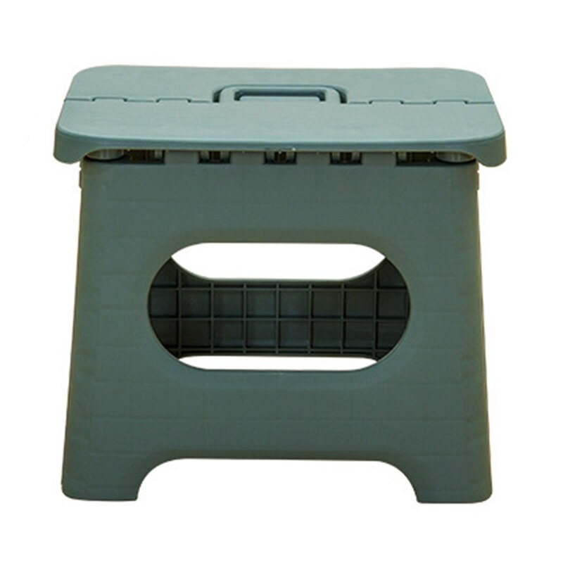 Taburete plegable portátil, taburete de Color sólido plegable para el hogar, pequeño cuarto de ducha para niños, taburete plegable para exteriores, taburete de camping portátil