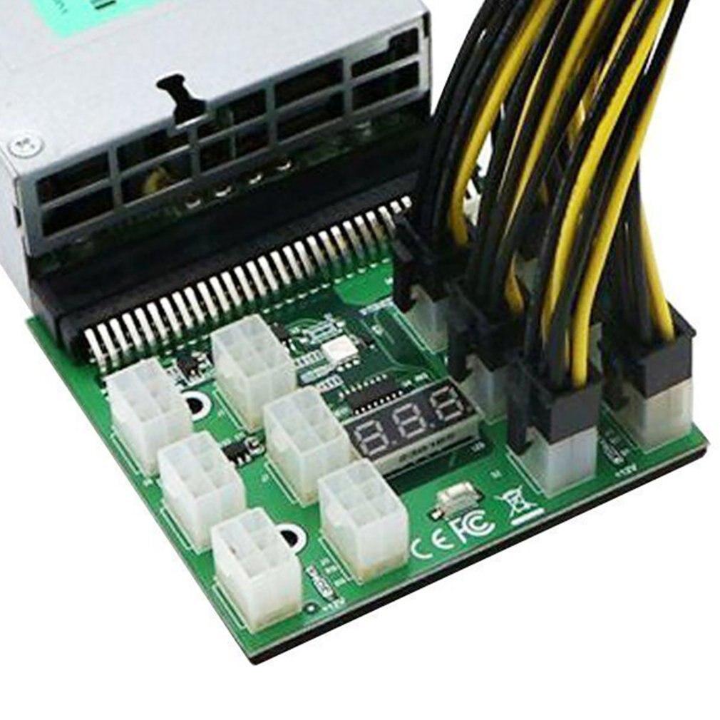 Placa de conversión de fuente de alimentación del servidor HP, tarjeta adaptadora...