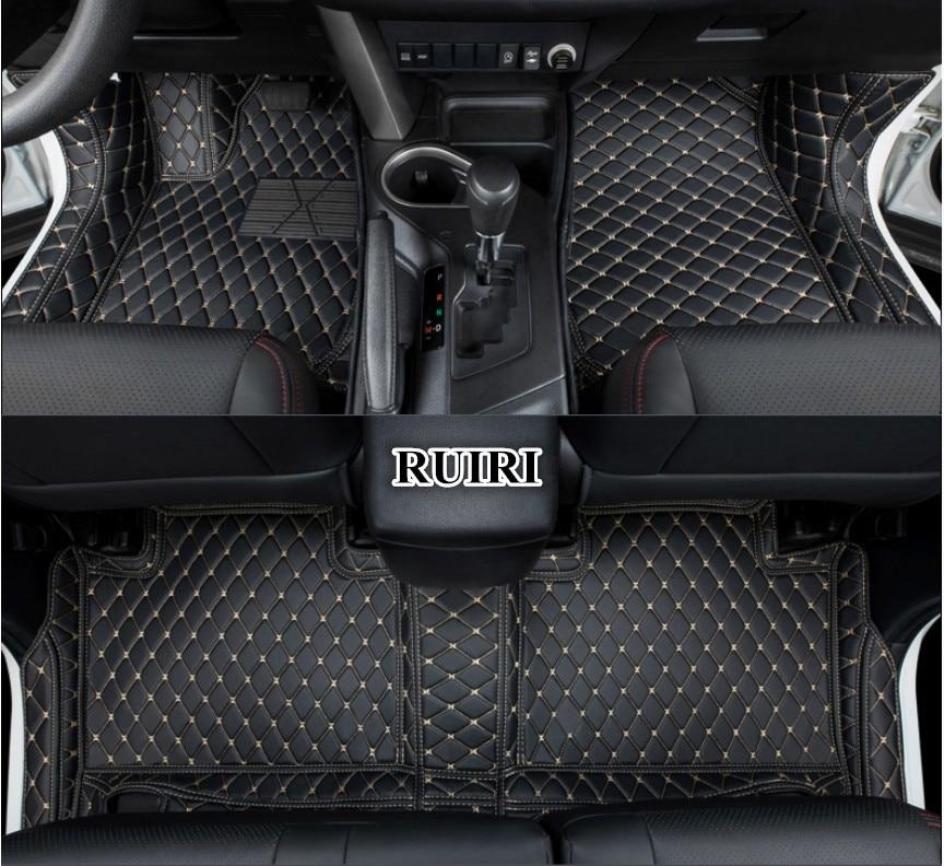 ¡Buena calidad! Alfombrillas de suelo de coche especiales personalizadas para Buick Lacrosse 2014-2009 alfombras de coche impermeables para Lacrosse 2010, envío gratis