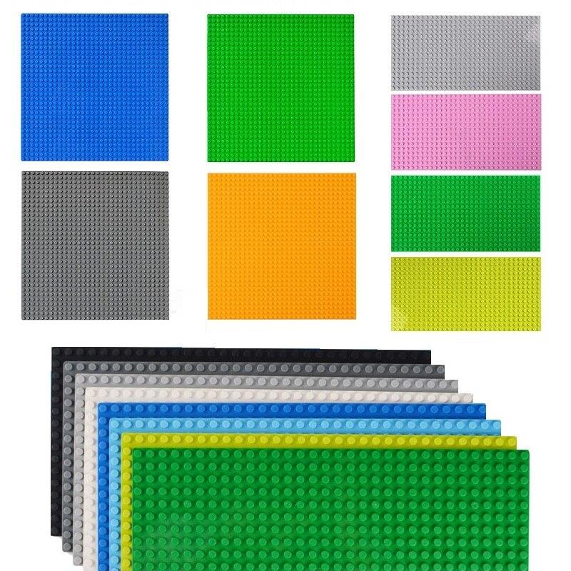 base de placas plasticas classica 32x32 32x16 pontos placas de base bloco pequeno