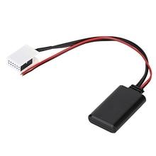 Adaptateur Bluetooth AUX 12V   Pour voiture, WMA FLAC, Format MP3, convient pour VW MCD RNS 510 RCD 200 210 300 310