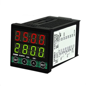 Machine Equipment Counter Intelligent Preset Alarm Counter Industrial Electronic Digital Display Control Automatic Induction Met