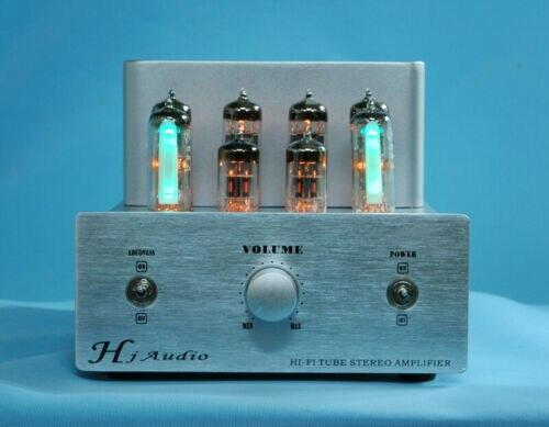 مجموعة مضخم صوت HiFi متكاملة ، فئة AB ، 13W * 2 6P14/EL84 ، دفع وسحب