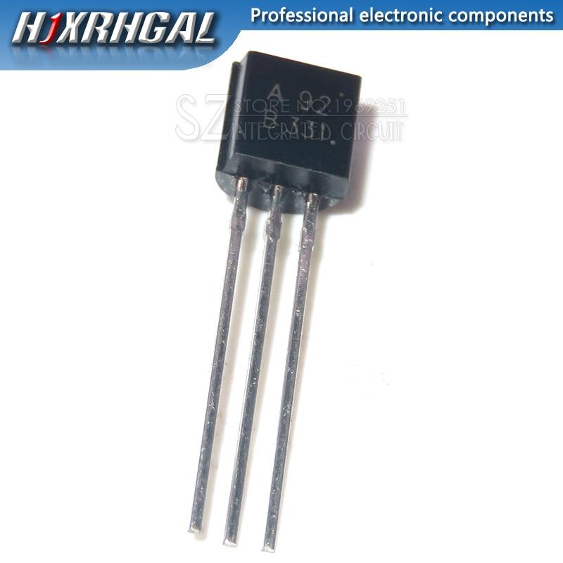 1PCS MPSA92 A92 TO-92 TO92 triode transistor