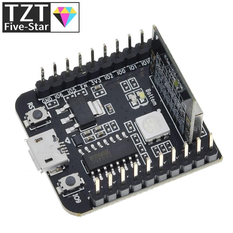 NodeMCU-ESP-C3-01M-Kit 4MB ESP32-C3 Chip 2.4G WiFi+Bluetooth 5.0 Module Dual-mode Development Board  For Arduino