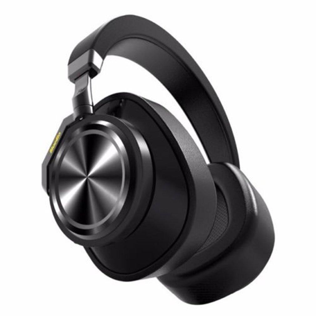 Bluedio T6 Active Noise Cancelling Headphones Wireless