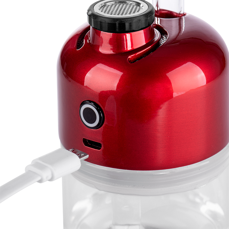 Mini Electric Dab Rig Starter Kit 3 Heat Settings Vaporize Dry Burning Evaporator SOC Thermostat Electronic Hookah for Enail enlarge