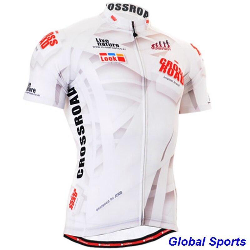 2020 marka Bike Riding Men Jersey Quick Dry english koszulka rowerowa Road funkcjonalny rower z krótkim rękawem Top 14-2