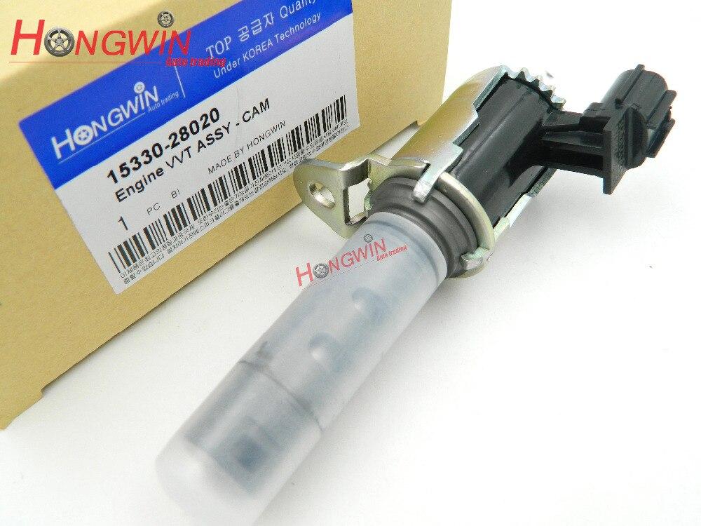 VVT Соленоидный клапан с масляным давлением для двигателя с переменным временем подходит Camry Highlander Rav4 SCION 2001-2014 15330-28020 /1533028020