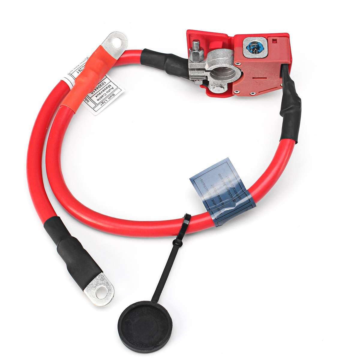 Nouvelle Batterie Surcharge Protecteur De Câble Terminal 61129259425 61126834543 Pour BMW F30 F36 F32 335I 320I 430IX 535 M3 M4 11-16