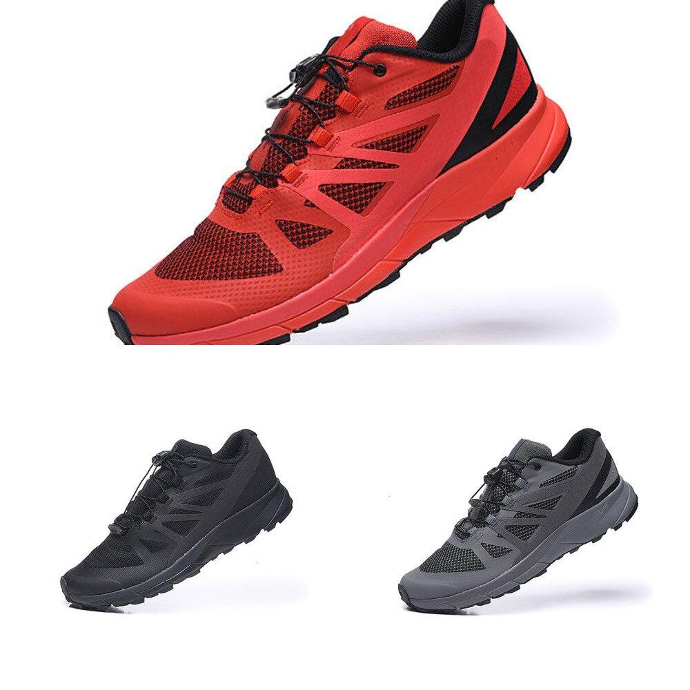 Новинка 2021, мужские кроссовки для бега, тренировочные кроссовки с тремя черными скоростями для улицы и бега, мужские спортивные кроссовки ...
