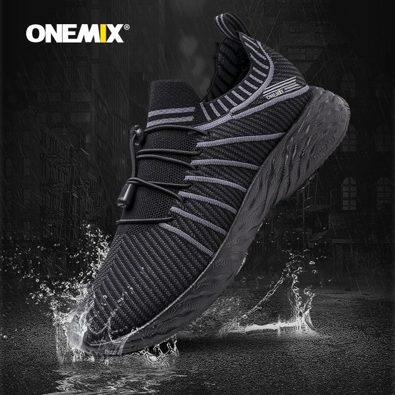ONEMIX-zapatos acuáticos Upstreams para hombre y mujer, zapatillas transpirables de secado rápido para playa, surf, pesca, con plantilla de PU, antideslizantes
