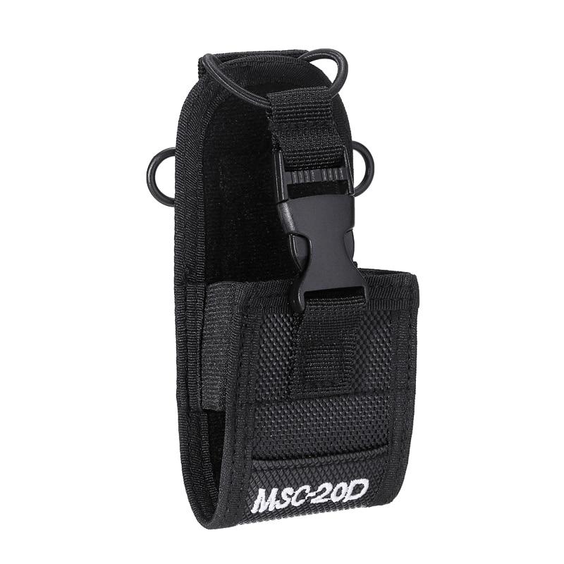 Чехол для рации, чехол для рации, сумка для рации, Карманный военный чехол для ремня, сумки для Baofeng Motorola Kenwood