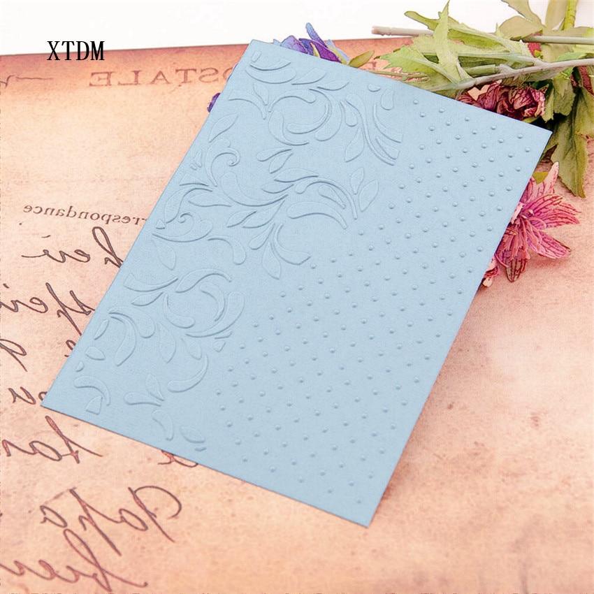 Folha de plástico quente polka dot ofício cartão de fazer papel álbum casamento decoração clipe gravando pastas