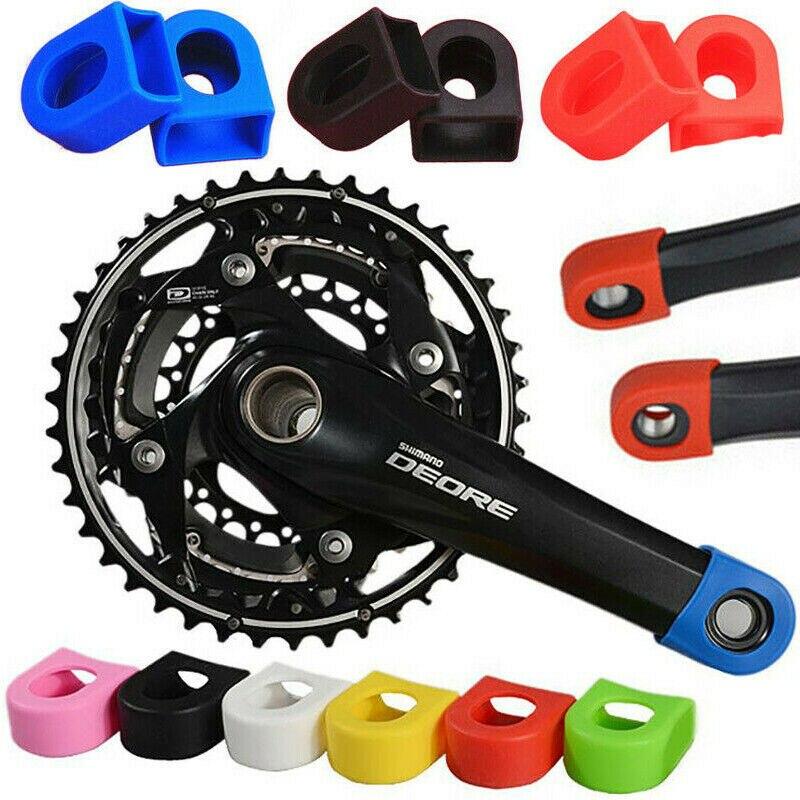 6PCS Bike Crank Arm Screw Bicycle Crankset Chainrings Bolts Cycling Parts