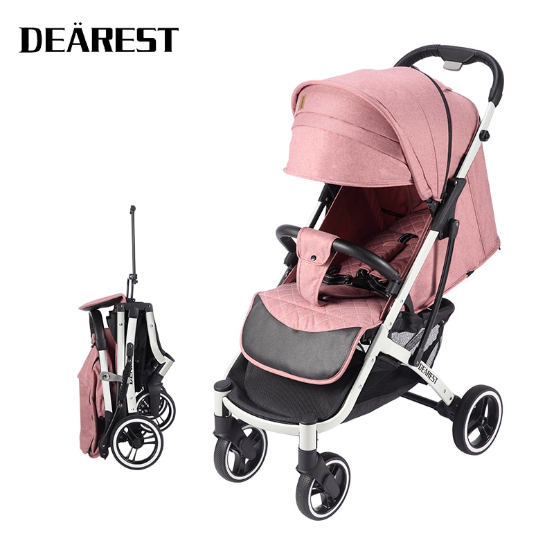 Baby Stroller Lightweight Free Shipping Super Lightweight Folding-Sit Lie Suitable for Dearest 818 +