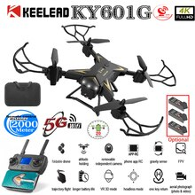 KY601G GPS RC Drone 4K 5G WIFI FPV 1000 Meter bild übertragung Kamera drohne Berufs weitwinkel quadcopter faltbare Eders