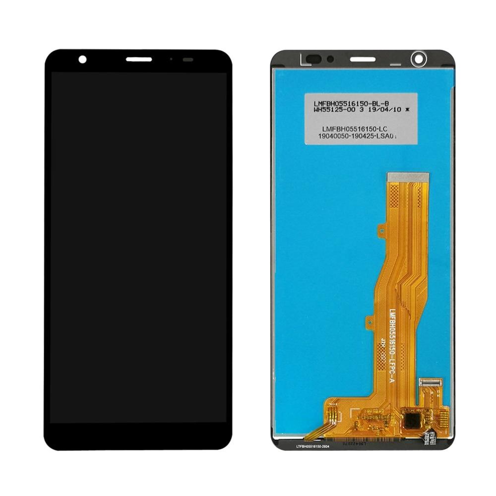 LCD Original de 5,45 pulgadas para ZTE Blade A5 2019 pantalla LCD Digitalizador de pantalla táctil montaje de panel de cristal + herramientas gratis