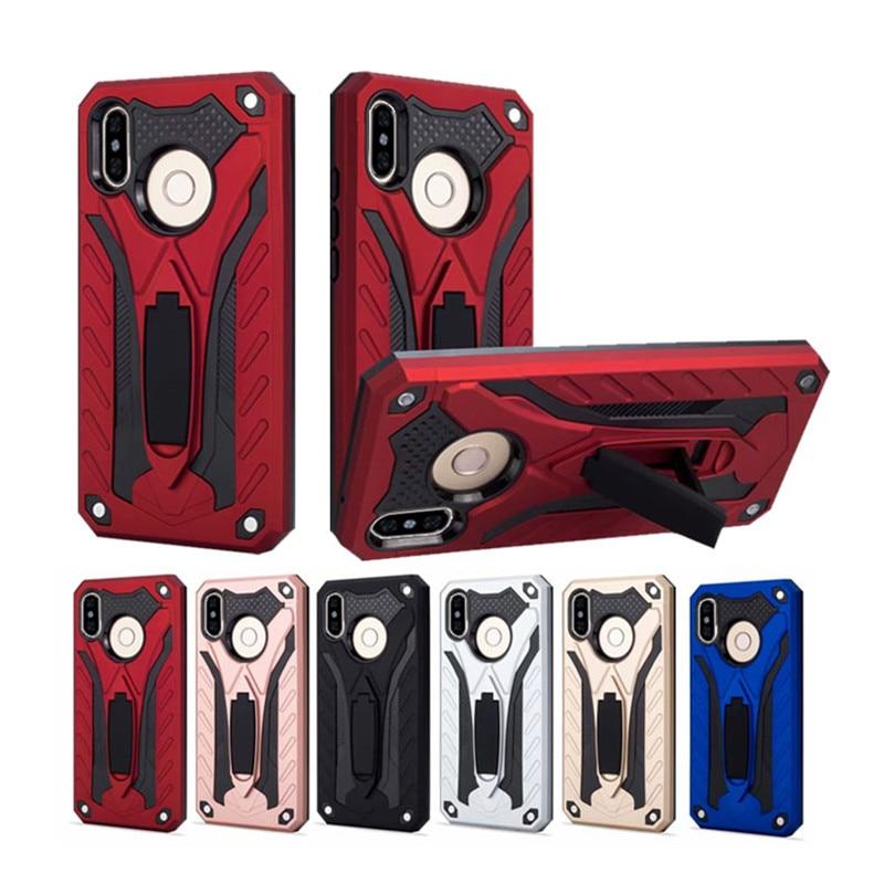 Роскошный чехол-броня Red mi Примечание 5 4X S2 5 Plus чехол жесткая задняя панель из поликарбоната для Xiaomi Redmi Note 6 5 Pro 6A 5A 4X mi A1 mi 6 5X 7A чехол
