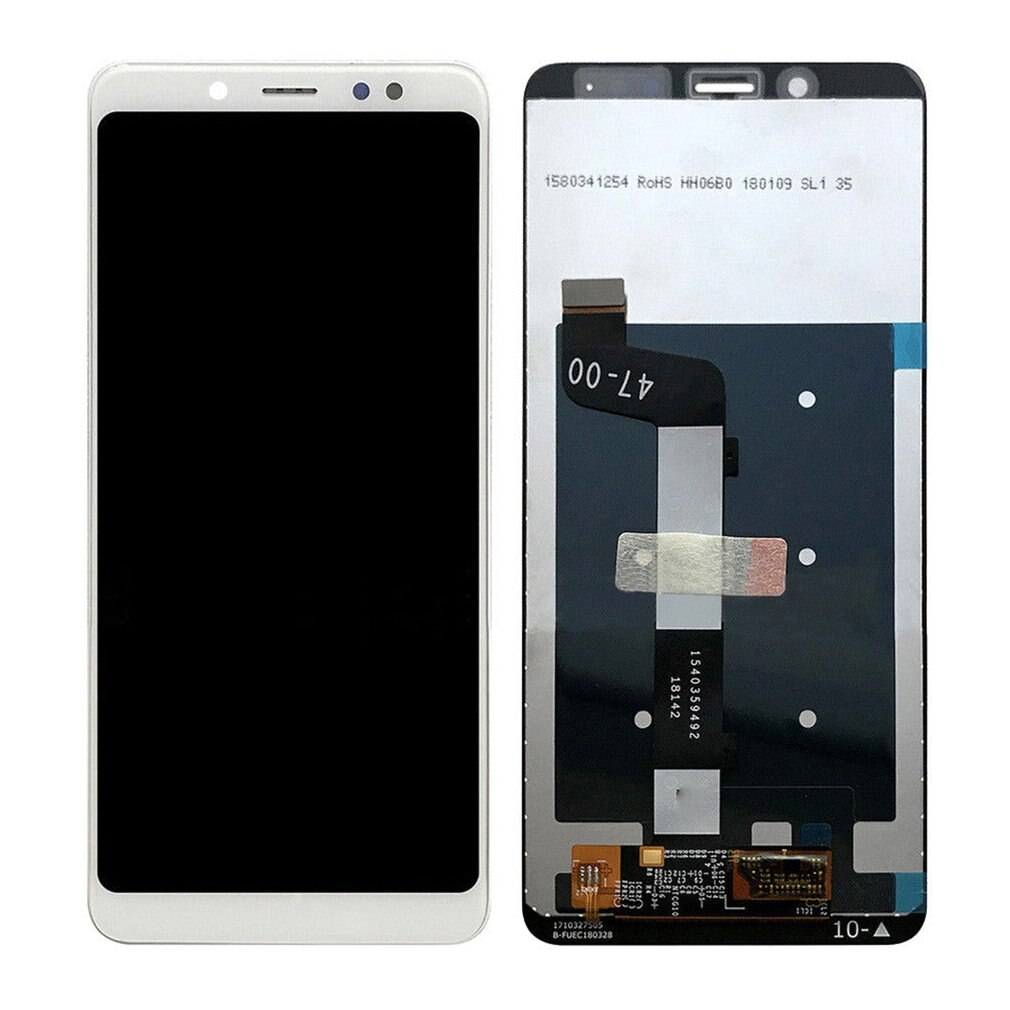 Para Xiaomi Redmi Note 5 pantalla LCD de cristal pantalla táctil montaje Panel marco pantalla digitalizador pieza de repuesto
