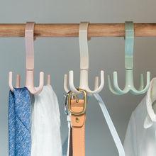 Multifunctional clothing storage rack hook hanger hangers for clothes scarf Belt storage coat hanger Clothes hanger Clothes rack
