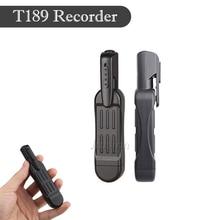 T189 Mini caméra DVR HD Secret Micro caméra vidéo enregistreur vocal Micro-caméra petit corps Camara Espia soutien caché carte TF