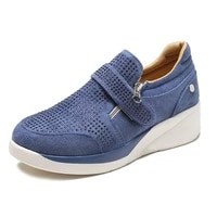 summer new fashion sports shoes glitter crystal sports shoes thick soled comfortable casual shoes