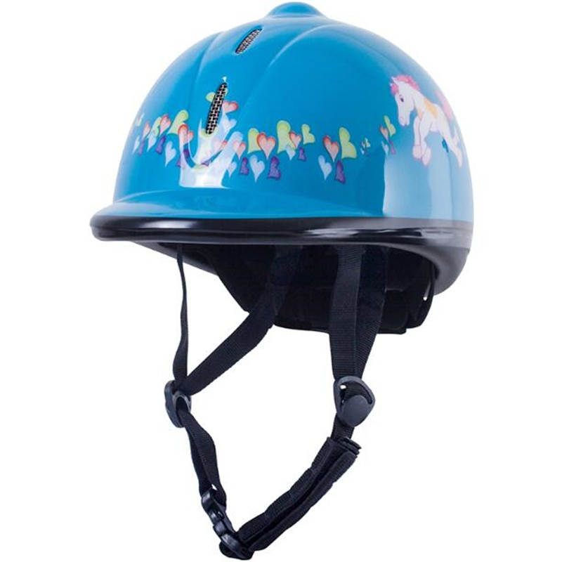 Cavassion Kids' Horse Riding Safe Guard Helmet Horse Equestrian Knight Children Horse Riding Guard Helmet