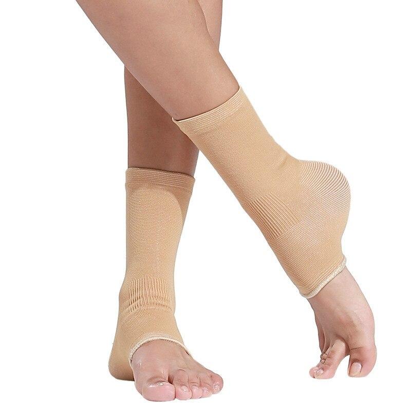2 PCS 3D Weben Druck Knöchel Schutz Elastische Nylon Knöchel Unterstützung Klammer Protector Verstauchung Prävention Fuß Sport Sicherheit Getriebe