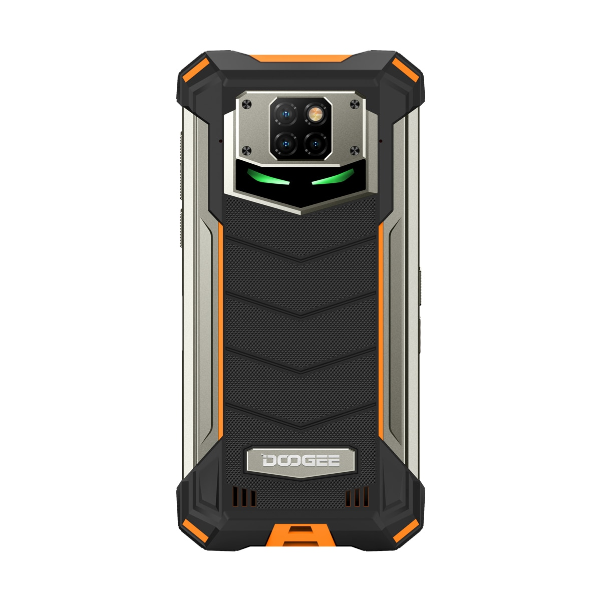 Global Version DOOGEE S88 Plus IP68/IP69K Rugged Mobile Phone 48MP Main Camera 8GB RAM 128GB ROM Android 10 OS 10000mAh Battery