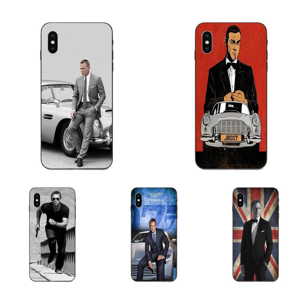 Casino Royale 007 James Bond For Galaxy A10S A20S A2 Core A30S A40S A50S A70S A90 5G M10 M30S M40 Note 10 Plus Soft Hot Selling
