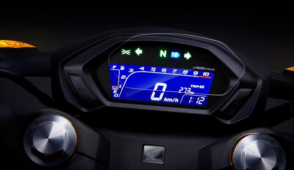 Kodaskin мотоциклетная пленка tpu (термополиуретановая пленка) Защитная пленка для экрана Защита от царапин для Honda CB190R CBF190X CBF190R