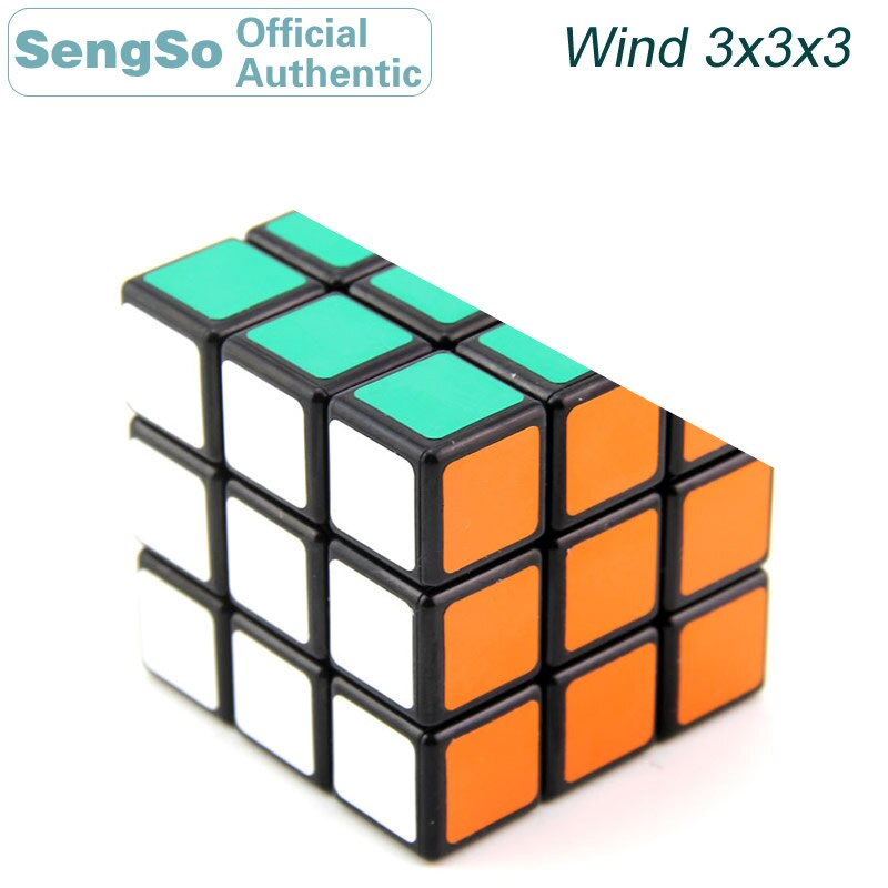 witeden mixup 3x3x4 plus magic cube 334 cubo magico professional neo speed cube puzzle antistress fidget toys for children ShengShou Wind 3x3x3 Magic Cube 3x3 Cubo Magico Professional Neo Speed Cube Puzzle Antistress Toys For Children