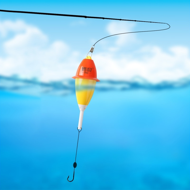 Automatic Fishing Float Portable Fast Fishing Artifact Bobber Fishing Float Device Fishing Accessories enlarge