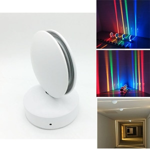 Wall Lamp LED 10W Multicolor Spot Light Rotation For Bedroom Living Room Ceiling Wall Sconce Aluminum Indoor Outdoor Lighting