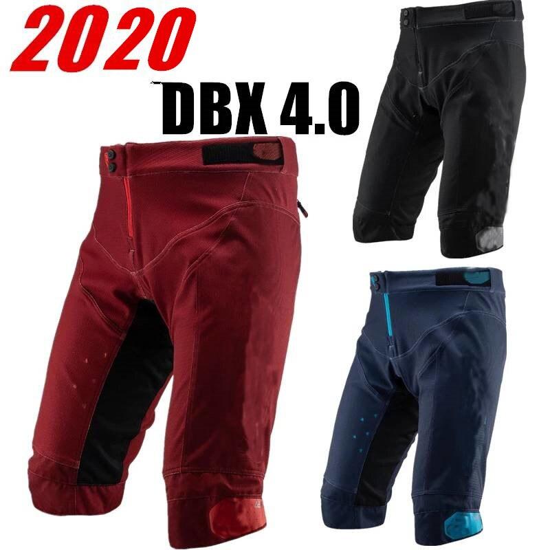 2020 DBX 4,0 велосипедные короткие горные велосипедные шорты высшего качества мотокроссовые велосипедные шорты темно-синие велосипедные шорты
