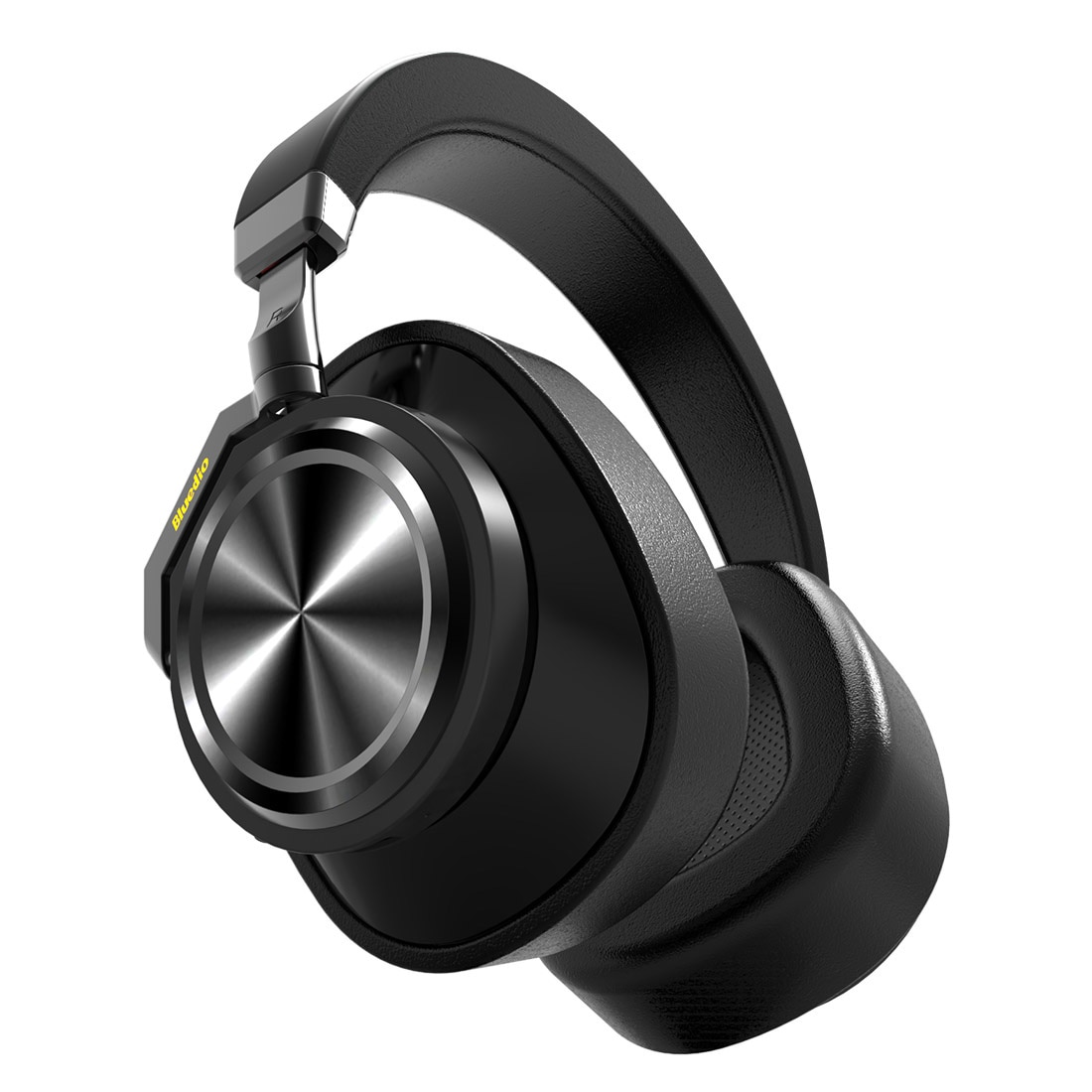Bluedio T6 ANC bluetooth headphone T7 simplified version headset with powerful bass sound mic and noise reduction wired earphone