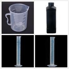 Darkroom Fles 1000 Ml Maatbeker 25ml1 50 Ml Meten Cylinde 1000CC Chemische Ontwikkelaar Opslag Flessen 1L Film Verwerking