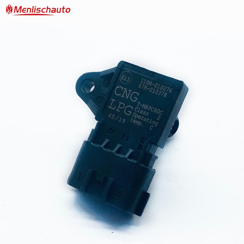 Original MAP Sensor Manifold Intake Air Turbo Bost Pressure CNG LPG 110r-010276 110r010276 67R-010378 67R010378 For CAR