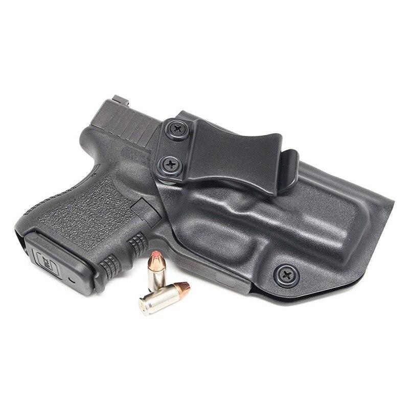 Kydex-Funda personalizada para Glock 26 27 33 Gen1-5, funda para pistola de...