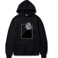 japanese anime tokyo ghoul hoodie fashion casual men cloth
