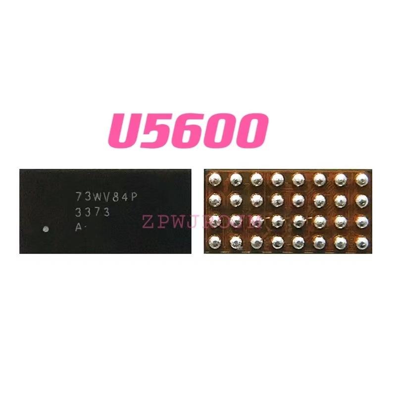 3-20 peças u5600 lm3373a1yka lm3373a1 lm3373 3373 a2 display lcd touch ic para iphone x xs XS-MAX