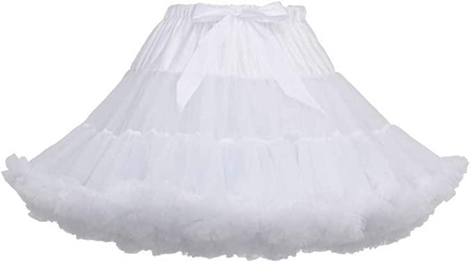 Новый стиль, женская 3-слойная танцевальная юбка-пачка, плиссированная мини-юбка длиной 40 см nike юбка длиной 3 4