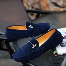 FIXSYS Hot Sale Men Casual Shoes Summer Driving Shoes Breathable Casual Loafers Outdoor Lightweight