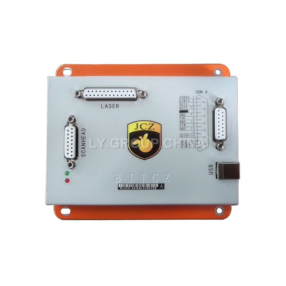 Original Universal BJJCZ Laser Marking Motherboard Control Card for Laser Marking Machine with Rotary A Axis Function