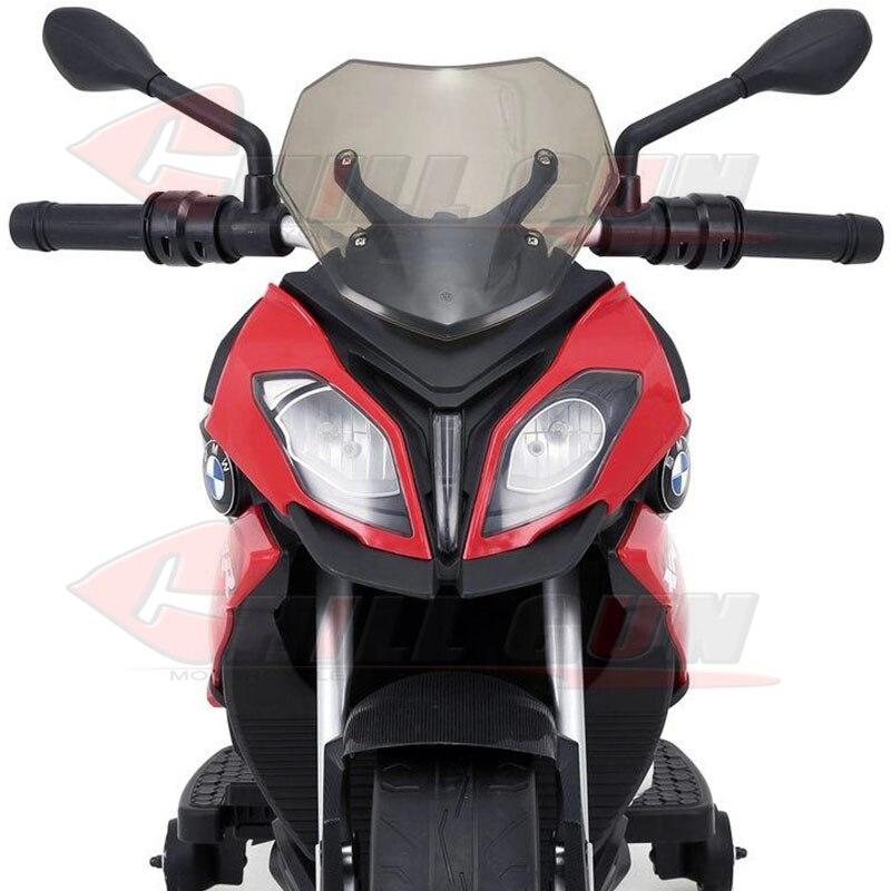 Parabrisas deportivo para motocicleta, visera, Visor Deflector de alta calidad para S1000XR 14-18 S 1000 XR S1000 XR 2014-2018