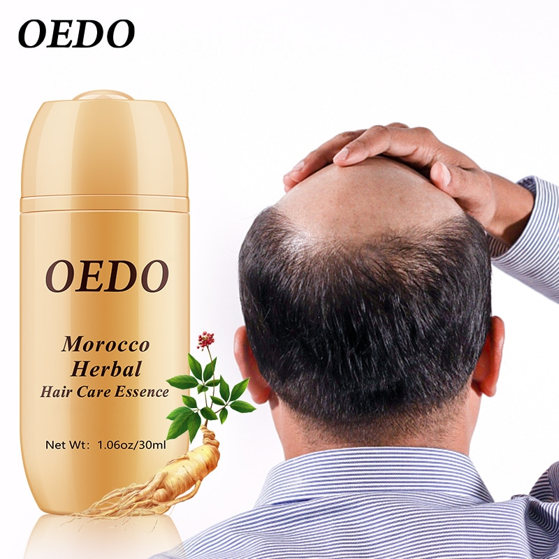 Morocco Herbal Ginseng Keratin Hair Treatment For Men And Women Hair Loss Powerful Hair Care Growth