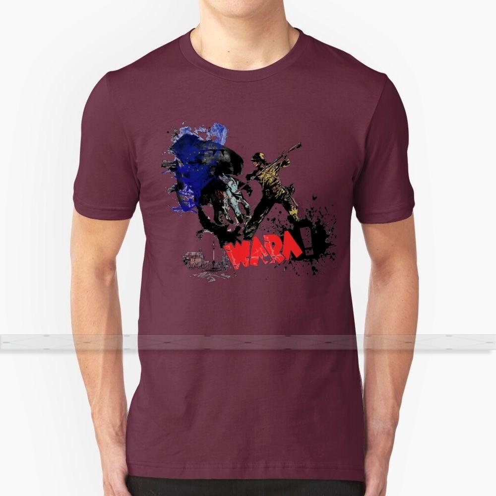 Полска Вара! Для мужчин, женщин, мужчин, футболка с принтом, футболки, 100% хлопок, крутые футболки S-6XL, Польша, polска, Вара, польский, Polski, Warsaw